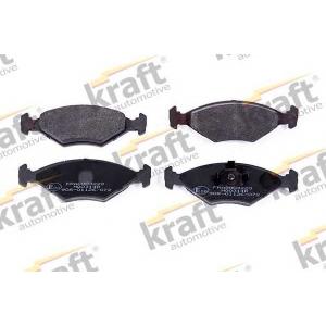KRAFT AUTOMOTIVE 6003220 Комплект тормозных колодок, дисковый тормоз Фиат