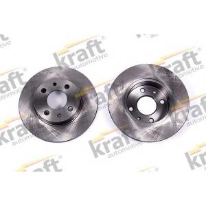 KRAFT AUTOMOTIVE 6043140 Тормозной диск Фиат