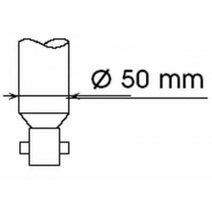 KYB 551811 Амортизатор газовий