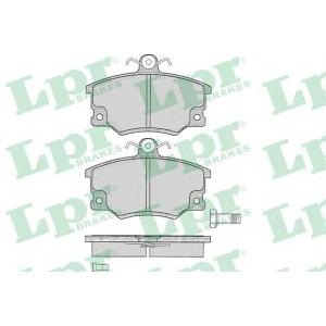 LPR 05P094 SF2311 Тормозные колодки