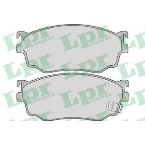 LPR 05P1046 Тормозные колодки