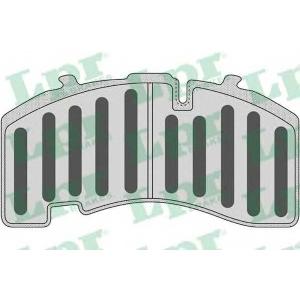 LPR 05P1186 Brake Pad
