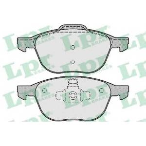 LPR 05P1190 Тормозные колодки