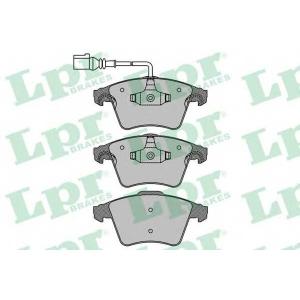 LPR 05P1205 Тормозные колодки