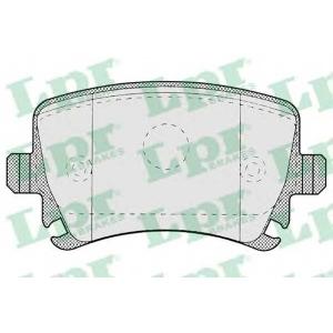LPR 05P1219 Тормозные колодки