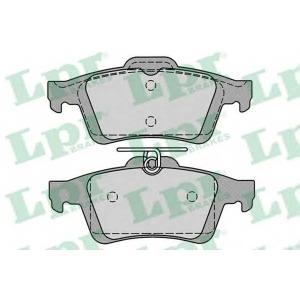 LPR 05P1236 Тормозные колодки