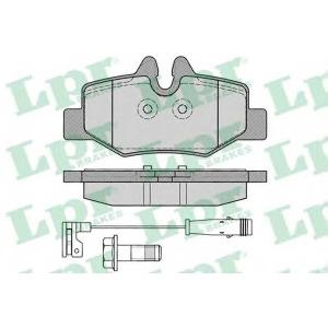 LPR 05P1246 Тормозные колодки