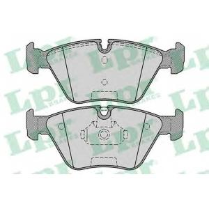 LPR 05P1251 Тормозные колодки дисковые