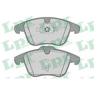 LPR 05P1255 Тормозные колодки