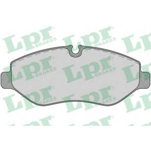 LPR 05P1275 Тормозные колодки