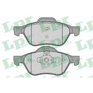 LPR 05P1279 Тормозные колодки