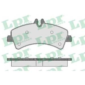 LPR 05P1294 Тормозные колодки