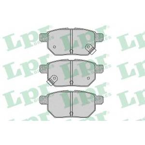 LPR 05P1312 Тормозные колодки