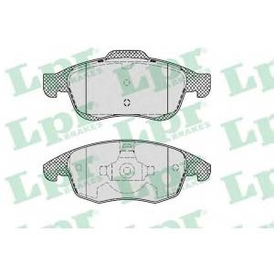 LPR 05P1351 Тормозные колодки