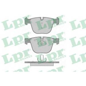 LPR 05P1367 Тормозные колодки