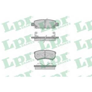 LPR 05P1373 Тормозные колодки