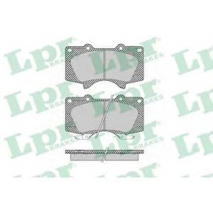 LPR 05P1379 Тормозные колодки