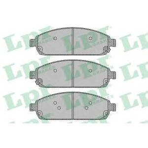 LPR 05P1403 Тормозные колодки дисковые