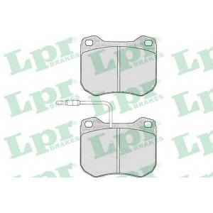 LPR 05P146 Brake Pad