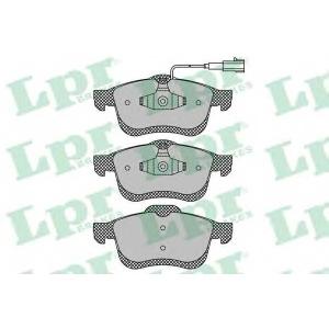 LPR 05P1494 Тормозные колодки