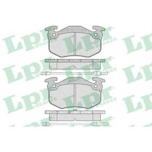 LPR 05P201 Brake Pad