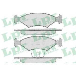 LPR 05P233 SF2301 Тормозные колодки