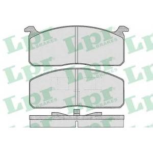 LPR 05P250 Brake Pad