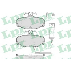 LPR 05P279 SF2385 Тормозные колодки