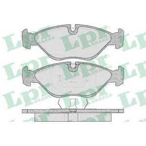 Комплект тормозных колодок, дисковый тормоз 05p310 lpr - SAAB 900 I Combi Coupe Наклонная задняя часть 2.0 -16