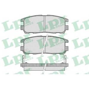 LPR 05P524 SF2802 Тормозные колодки