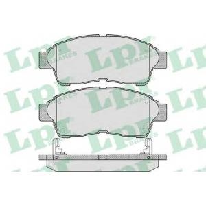LPR 05P561 Тормозные колодки дисковые
