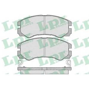 LPR 05P565 Тормозные колодки дисковые