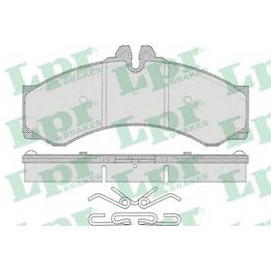 LPR 05P633 SF2819 Тормозные колодки