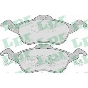 LPR 05P696 Тормозные колодки