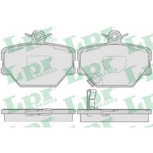 LPR 05P761 Тормозные колодки