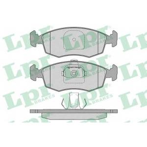 LPR 05P785 Тормозные колодки дисковые