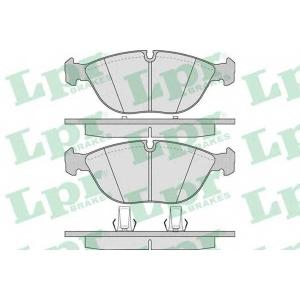 LPR 05P881 Тормозные колодки