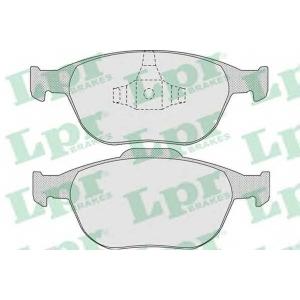 LPR 05P906 Тормозные колодки
