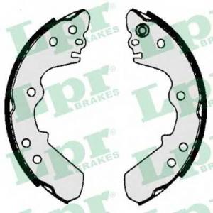 LPR 06340 Комплект тормозных колодок