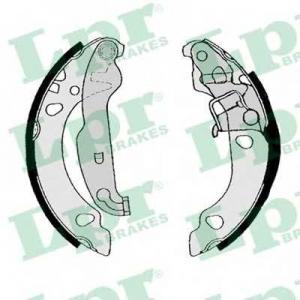 LPR 08190 Комплект тормозных колодок