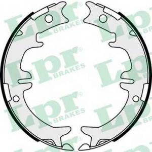 LPR 08340 Комплект тормозных колодок, стояночная тормозная система