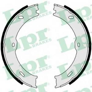 LPR 09710 Тормозные колодки барабан