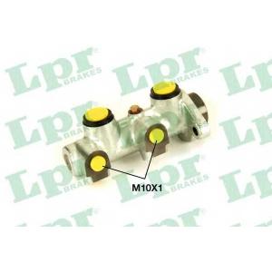 LPR 1163 Главный тормозной цилиндр Lanos с ABS