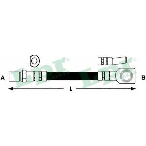 LPR 6T46117 Rubber brake hose