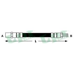 LPR 6T46136 Шланг гальмівний