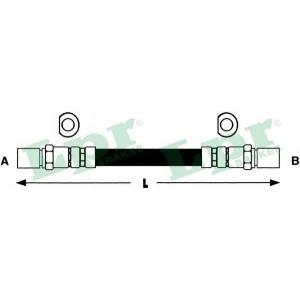 LPR 6T46182 Rubber brake hose