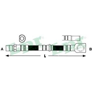 LPR 6T46186 Шланг гальмівний
