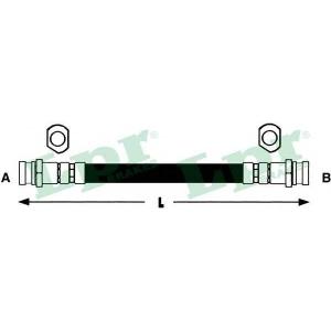 Тормозной шланг 6t46282 lpr - MAZDA 626 II (GC) седан 1.6