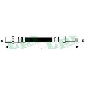 LPR 6T46343 Тормозной шланг