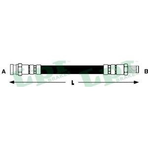 Тормозной шланг 6t46426 lpr - MITSUBISHI COLT III (C5_A) Наклонная задняя часть 1.3 (C51A)